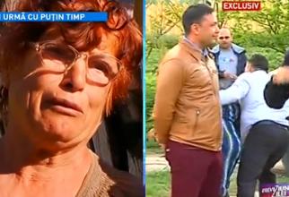 Reacția lui Cătălin Ivan, după ce o bătrână din Nana a fost trântită