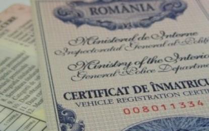 Vezi cum poti obtine un duplicat al certificatului de inmatriculare auto