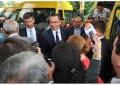 Primarii argeșeni au primit chiar de la Ponta cheile pentru microbuzele școlare