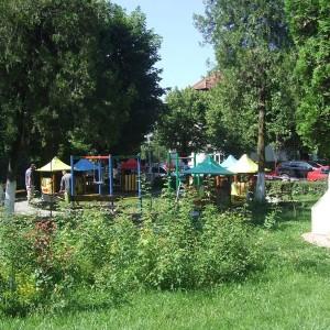 parc casa cultura