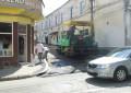 În timp ce alte autorităţi se pregătesc pentru iarnă, la Curtea de Argeş se reporneşte staţia de asfalt