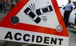 Carnagiu in Arges - Accident cu doi morti si doi raniti la Corbu