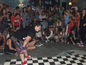 festival street dance