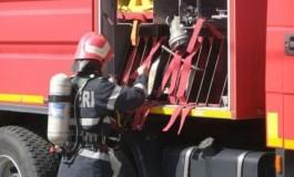 ACUM! Pompierii intervin in Parcul Strand