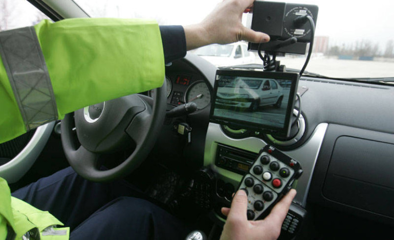 Radarele instalate pe mașini neinscripționate – interzise !