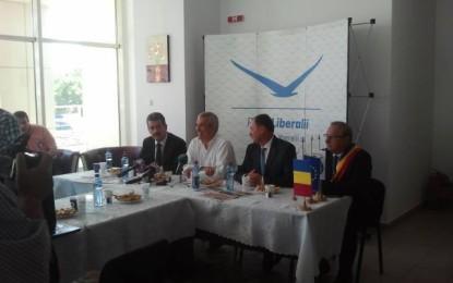 PLR Argeş recrutează membrii de la PNL VEZI CINE VINE ALATURI DE TARICEANU