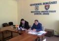 Prima conferință de presă a directorului de la Ape- Personalul și activitatea instituției, sub evaluare