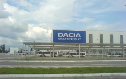 Dacia scoate pe piaţă maşina de 3500 de euro