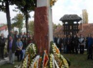 Ziua Armatei sarbatorita la cimitir