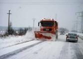 ARGES: Autoritatile pregatite pentru codul galben de ninsoare