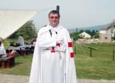 Nu rataţi în acest week-end -Cavalerii templieri vin la Biserica Domnească