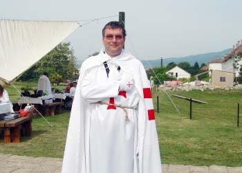 Nu rataţi în acest week-end –Cavalerii templieri vin la Biserica Domnească
