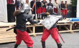 Festivalul medieval a adunat prea puţini argeşeni -Copiii şi organizatorii singurii entuziasmaţi de cele două zile destul de fade