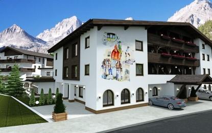 Ce îi mai merge!Mircea Andrei îşi renovează hotelul din Austria