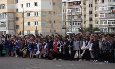 Elevii de la Scoala Basarab I, fruntaşi în concursurile organizate de pompieri