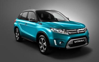 ASTA DA VESTE ! Suzuki Vitara renaşte după 25 de ani sub forma unui nou SUV