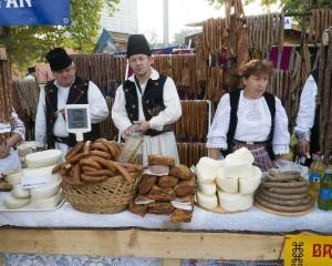Produsele tradiționale ale Argeșului, promovate la Barcelona