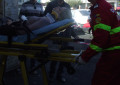 SMURD-ul a intervenit! Femeie lovită de motocicletă