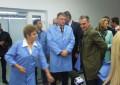 Iohannis mulţumeşte argeşenilor şi firmelor nemţeşti din Curtea de Argeş care l-au sprijinit
