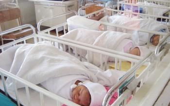 Femeie de 130 de kilograme, a născut în WC-ul spitalului