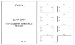 La Prefectura Argeş, buletinele de vot ajung până pe 27 octombrie