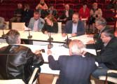 Sedinta fulger in consiliul local - In 20 de minute s-au luat 13 hotarari