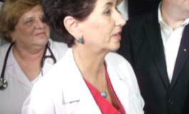 Contestatiile nu au ajutat- o ! ASTAZI, IONELA DANET a fost declarata DEFINITV RESPINSA de la conducerea spitalului