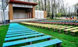 Parcul Ștrand modernizat, inaugurat la sfârșitul lunii