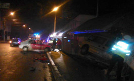 Accident teribil in Arges - Trei morti