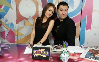"UN PAS INAINTE ! Costi Ivascu si Alexandra Ilie reinventeaza ""Anteneata"", emisiunea matinala a Antenei 1 Pitesti"