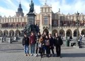 """Elevi şi profesori de la Colegiului Tehnic Câmpulung au participat la o întâlnire în Polonia, în cadrul proiectului Comenius ,,Water for life"""""""