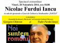 Nicolae Furdui Iancu, concert extraordinar la Mioveni