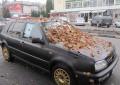 Străzile din Câmpulung – Târg auto