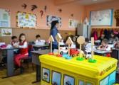 """Proiectul educațional """"Ora de Educație Rutieră"""" 3 din 4 elevi nu știu cum trebuie să circule pietonii în orașe"""