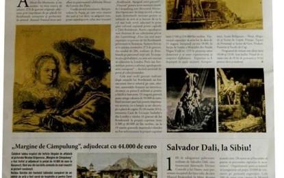 Esenţial – revista fantomă a Muzeului Câmpulung