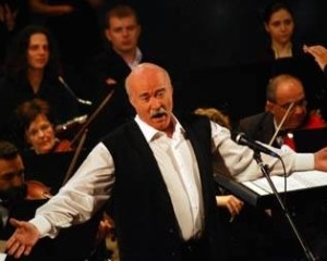 Tudor Gheorghe, concert extraordinar la Filarmonica Pitești