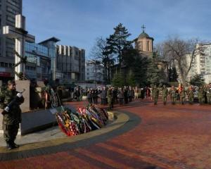 Eroii Revoluției, comemorați în centrul Piteștiului