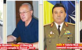 EXCLUSIV ! Generalul argesean Nicut, cumnatul vicepremierului Oprea, decorat de Basescu ! VEZI JOCUL NEPOTISMELOR