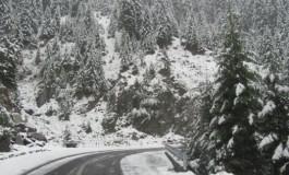 FENOMEN METEO INCREDIBIL ! A nins pentru prima dată în iulie, la mijlocul verii !