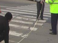 ALO,POLITIA! Femeie lovită pe trecerea de pietoni la KAUFLAND- Șoferul nici nu a oprit!