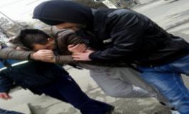 Bobi Ţiganu s-a razbunat pe Madalina Zidaru - I-a dat foc iubitei la uşă