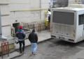 Timp de câteva ore rromii au făcut filaj la Judecătoria Câmpulung pentru a susţine moral un grup de cămătari acuzaţi de şantaj