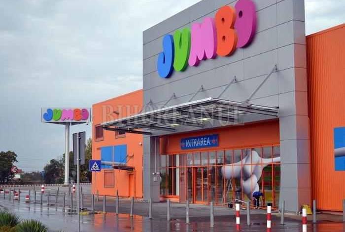 Jumbo deschide magazinul din Pitești în decembrie