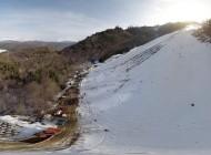 Pârtia de schi, speranţǎ pentru turismul din Brǎduleţ