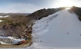 Flacăra lui Manu a topit pârtia de la Molivişu!Argeşul a ajuns de râsul României: niciun metru de pârtie de ski în 7 ani