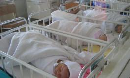 Tot mai multi nascuti la Spitalul Curtea de Arges