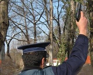 Incident la Bazinul Trivale – Agent de paza impuscat in cap