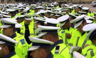 Toţi poliţiştii vor ţine un moment de reculegere