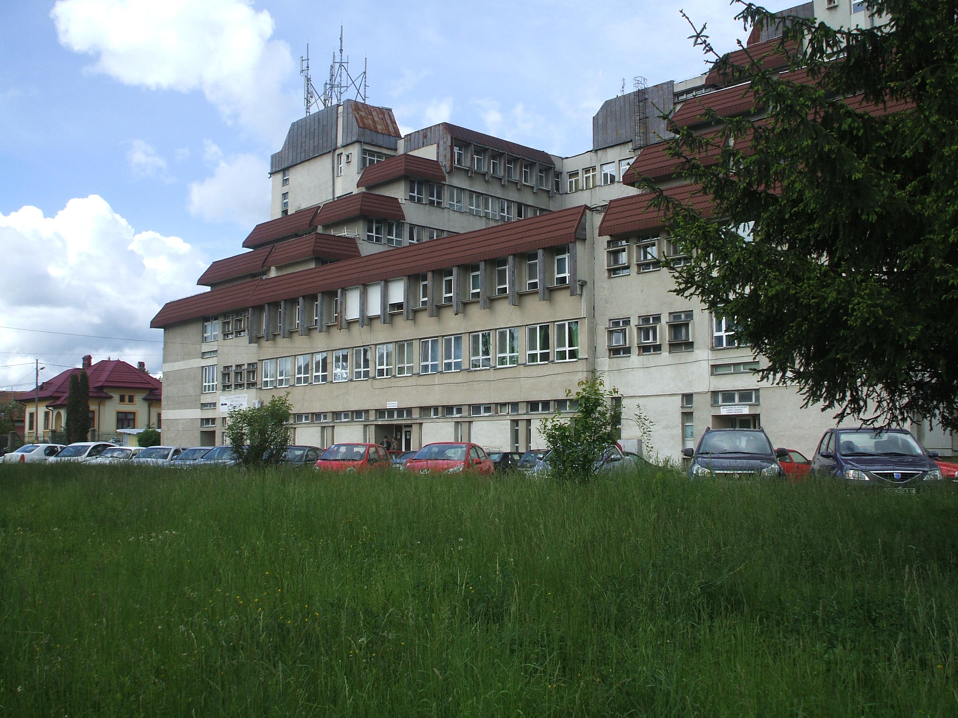 Computer tomograf la Spitalul Municipal din Câmpulung