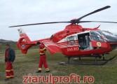 ACUM LA CAMPULUNG! Doi gemeni nascuti prematur preluati cu elicopterul